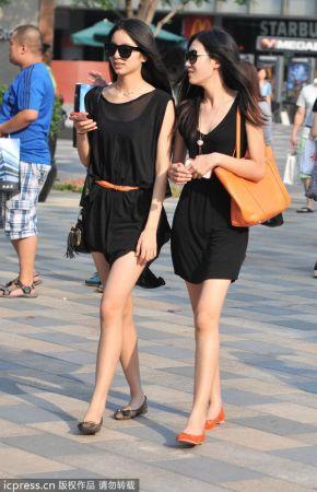 第八名北京,因为深厚的历史文化底蕴,北京美眉成长很快,大气、干练、精明,有着北方女子的聪明和善解人意。