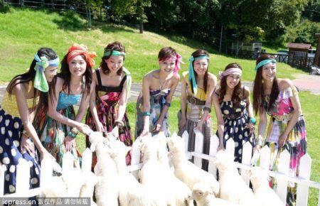 第九名香港,香港美女对时尚的把握却绝对居于其它城市美眉的前例。