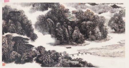 12著名画家郭公达绘