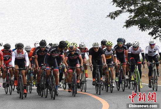2017·中国四川环泸沽湖国际自行车公开赛鸣枪开赛